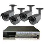 Cele mai bune kit-uri de supraveghere video