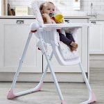 Cele mai bune scaune de masă pentru bebe